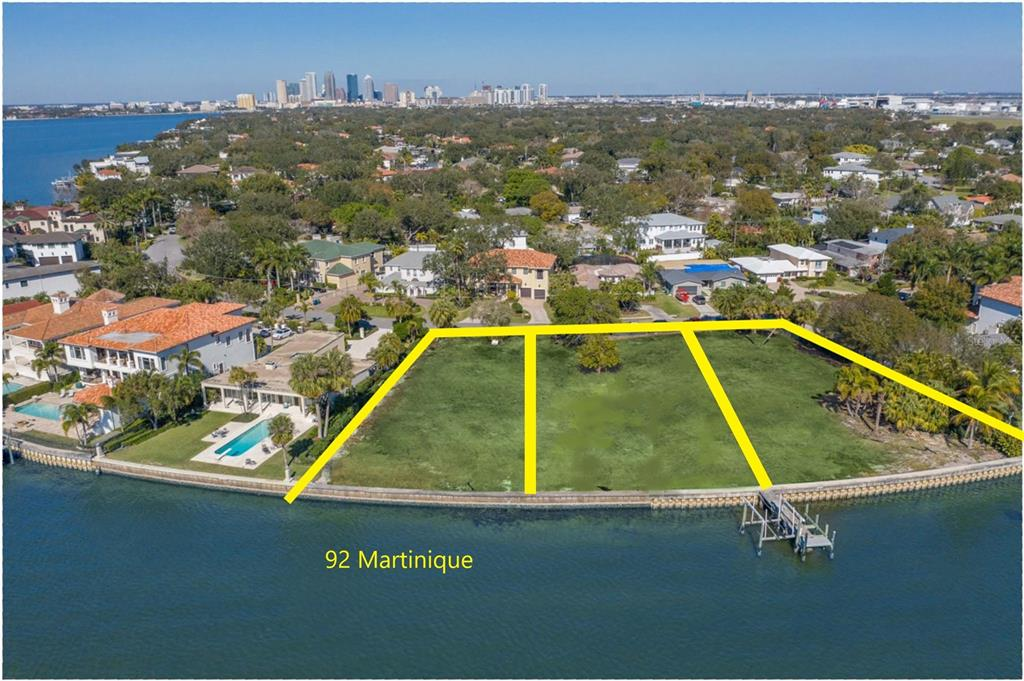 Land for sale in 92 Martinique, Tampa, Florida ,33606