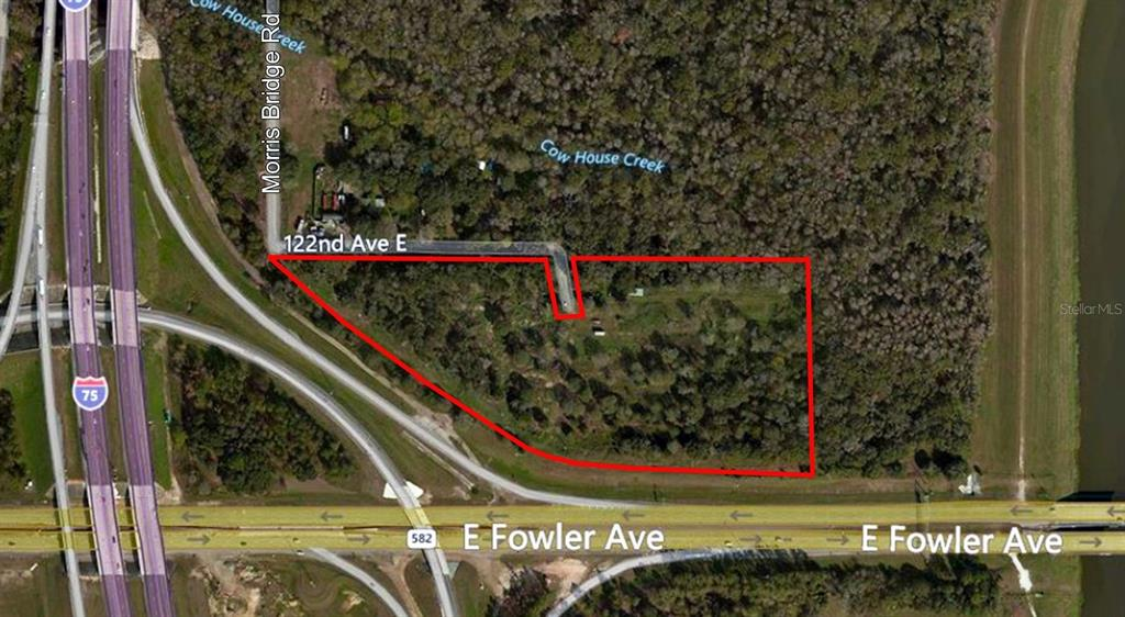 Land for sale in 9031 122nd AVENUE, Tampa, Florida ,33637