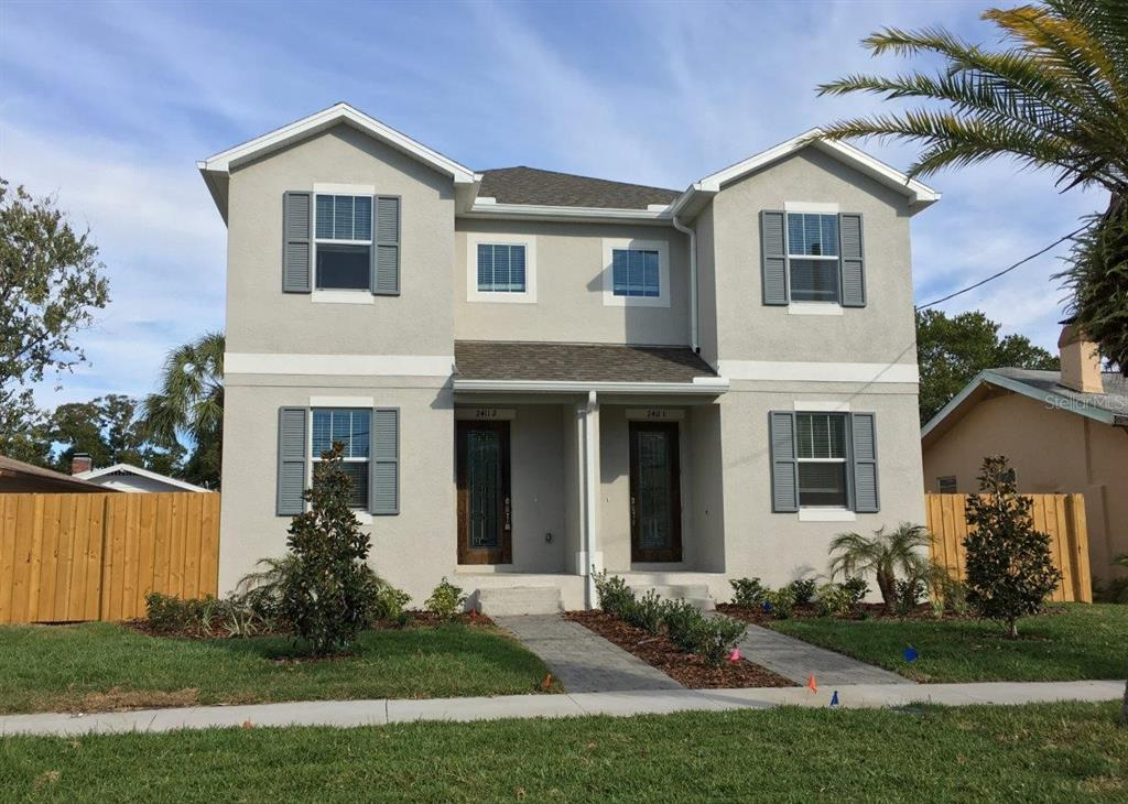 in 2411 North A STREET, Tampa, Florida ,33609
